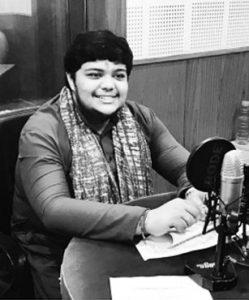 Youth Icon & Convenor Mission E-Safai